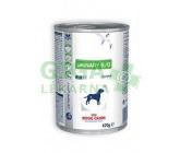Royal Canin VD Dog konz. Urinary 410g
