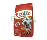Frolic dry-hovězí, zelenina, obiloviny 500g