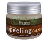 Saloos Bio Čokoláda tělový peeling 140ml