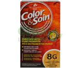 Barva a Péče 8G - Světlá zlatá blond 135ml