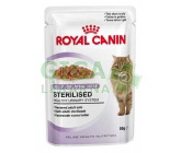 Royal Canin - Feline kaps. Sterilized v želé 85g