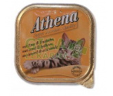 Athena cat van. paštika - kachna, krocan 100g