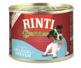 Rinti Gold dog konz. kuřecí srdce 185g