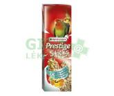 VL Prestige tyč stř. papoušek - exotické ovoce 2ks, 140g