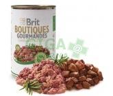 Brit Boutiques Gourm. konz. - Lamb Bits&Paté 400g