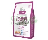 Brit Care Cat Crazy I´m Kitten 0,4kg