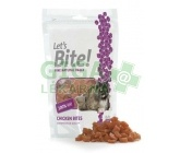 Brit Care CAT Let´s Bite! Chicken bites 80g