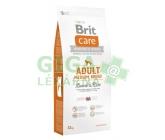 Brit Care Dog Adult Medium Breed Lamb & Rice 12kg