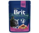 Brit Premium Cat kaps. - Salmon & Trout 100g