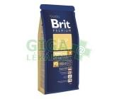 Brit Premium Dog Adult M 15kg