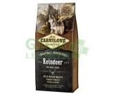 Carnilove Dog Adult Reindeer Grain Free 12kg