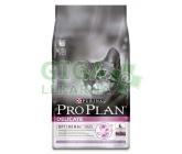 PRO PLAN Cat Delicate Turkey 3kg