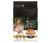 PRO PLAN Dog Adult ALL SIZE Light/Sterilised 3kg