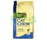 Purina Cat Chow Adult - tuňák, losos 1,5kg