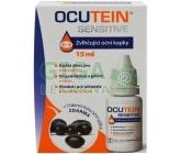 Ocutein SENSITIVE oční kapky 15ml+GINKGO15t.ZDARMA