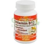 Vitamín B12 rozp.v ústech 250mcg tbl.30