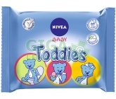 Obrázek NIVEA Baby Multi ubrousky Toddies 60ks