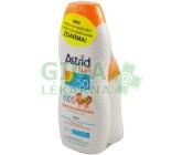 ASTRID SUN Dětské mléko OF50 200 ml + OF15 100ml