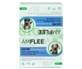 Amflee Spot-on Dog L sol 10x2,68ml (20-40kg)