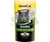 Gimcat Tablety GrasBits s kočičí trávou 40g
