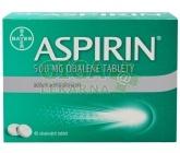 Aspirin 500mg por.tbl.obd.40x500mg