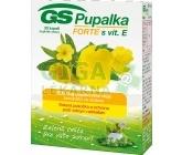 GS Pupalka Forte s vitaminem E 30 kapslí 2016