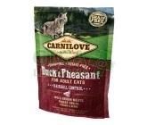 Carnilove Cat Adult Duck & Pheasant Grain Free 0,4kg