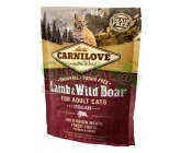 Carnilove Cat Adult Lamb & Wild Boar Grain Free 0,4kg