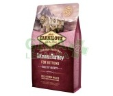 Carnilove Cat Kitten Salmon & Turkey Grain Free 2kg