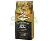 Carnilove Dog Adult Salm.& Turk. Large Breed GF 12kg