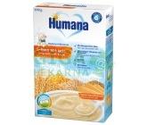 Humana mléčná kaše vícezrnná se sušenkami 200g
