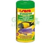 Sera Granugreen býložravé ryby granule 250ml