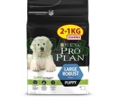 PRO PLAN Puppy Large Robust 2+1kg zdarma