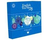 English Tea Shop Dárková kazeta Modré ozdoby BIO 96 sáčků