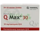 Q Max 30 mg 30+30 tob. zdarma