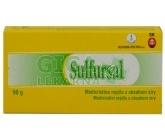 SULFURSAL kosmetické mýdlo s obsahem síry 90g