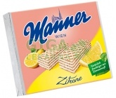 Manner Neapolitaner Zitrone 75g
