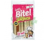 Brit Care DOG Let´s Bite Chicken Sandwich 80g
