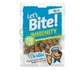 Brit Care DOG Let´s Bite Immunity 150g