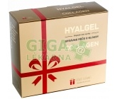 Hyalgel COLLAGEN vánoční balení 2016 (2x500ml + Mazání)