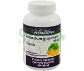 Pottasium gluconate 99mg tbl.60-vitaZdra