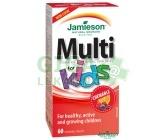 JAMIESON Kids Multivitamín cucací tbl.60