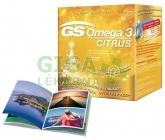 GS Omega 3 Citrus cps.120+60 dárek 2016