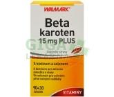 Walmark Betakaroten PLUS 15mg tob.90+30