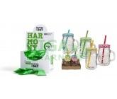 Bio Matcha tea Harmony 30x2g + sklenice 350ml ZDARMA