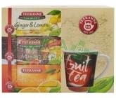 TEEKANNE On-pack ovocné čaje n.s.3x20+hrnek 2015