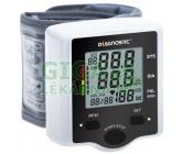 Obrázek DIAGNOSTIC automat.zápěstní tlakoměr DR-505 IHB+