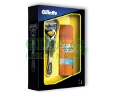 Gillette Fusion Proshield + Fusion Gel