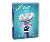 Gillette for Women Venus Swirl + Satin Care gel
