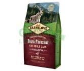 Carnilove Cat Adult Duck & Pheasant Grain Free 2kg